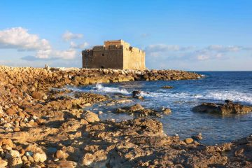 Pafos Harbour Castle, also known as
